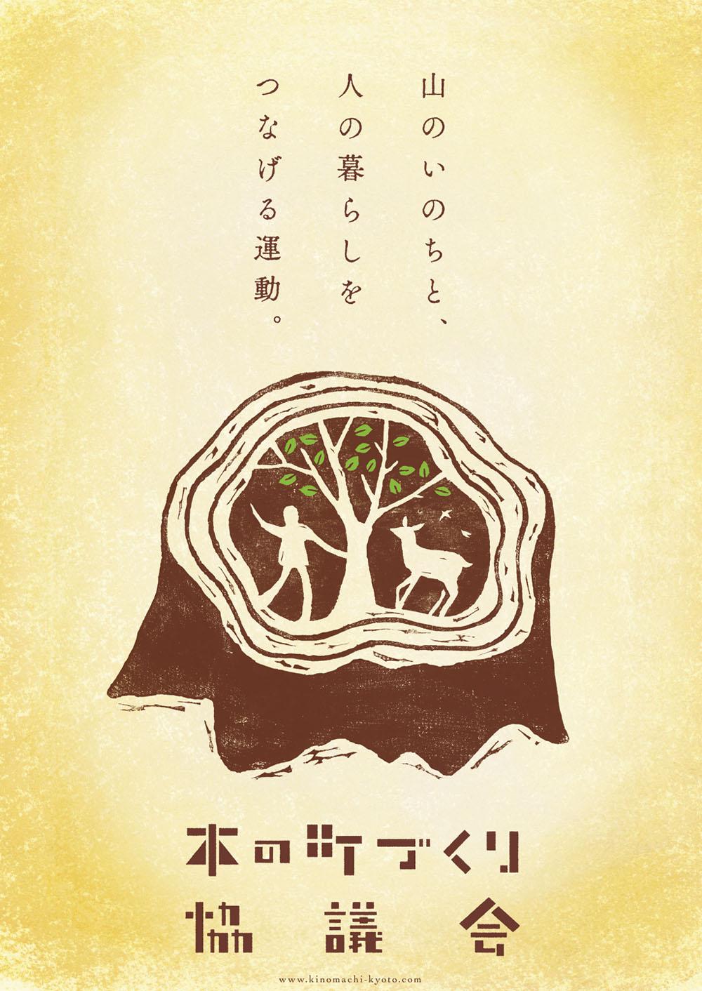 木の町づくり協議会 ポスター1