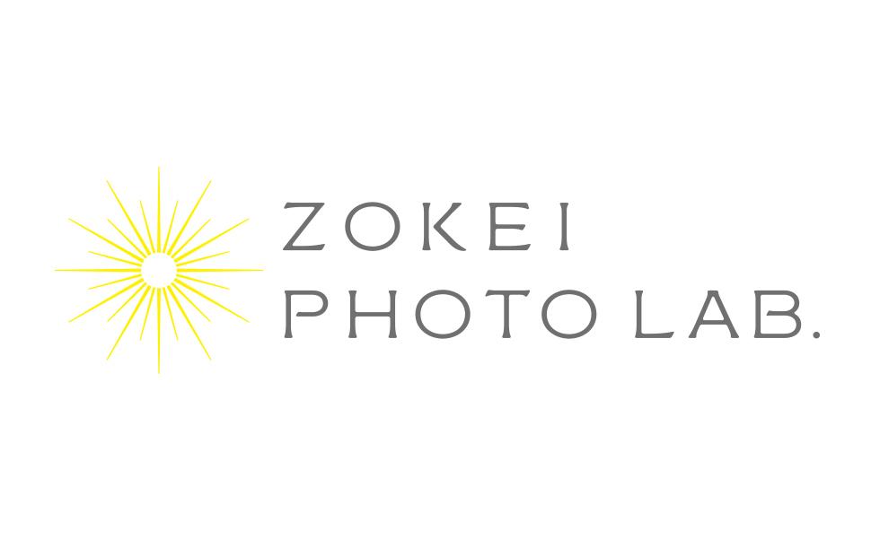 東京造形大学 写真専攻領域 ZOKEI PHOTO LAB. LOGO 1
